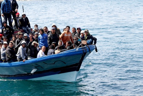 UK offers French police 62mn euro to deter migrant Channel crossings