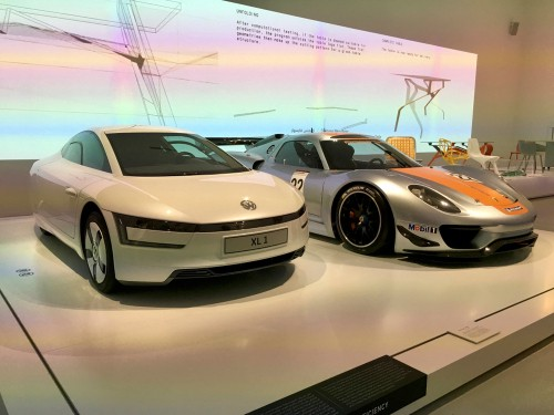 German carmakers challenging the Tesla electric throne