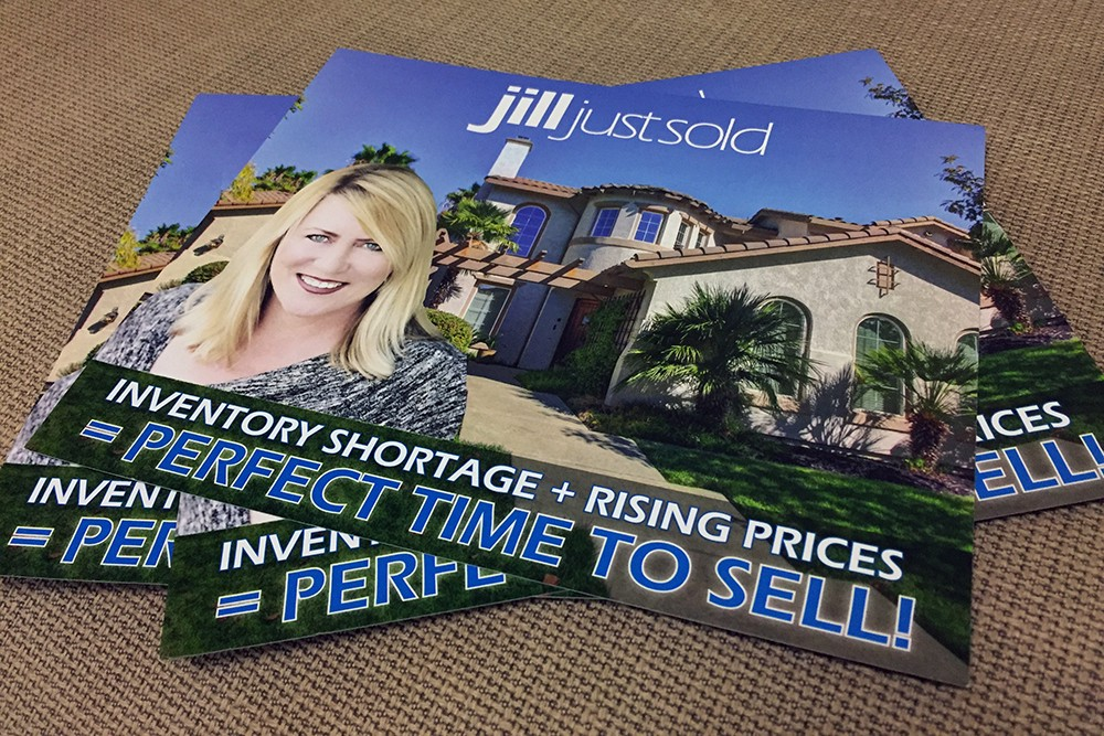 Every Door Direct Mail Postcards And Real Estate Agents