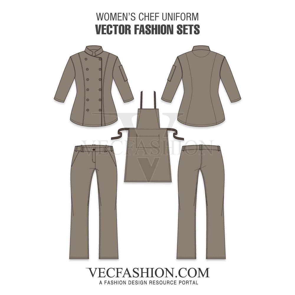 Master Fashion Flat Drawings With Easy Techniques By Vec Fashion Medium