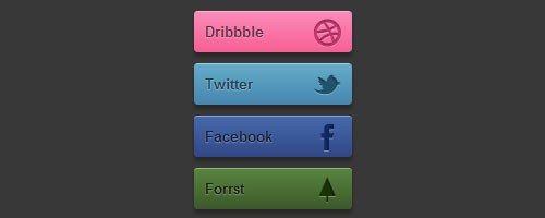 40+ CSS3 Button Examples With Effects & Animations - Bradley Nice