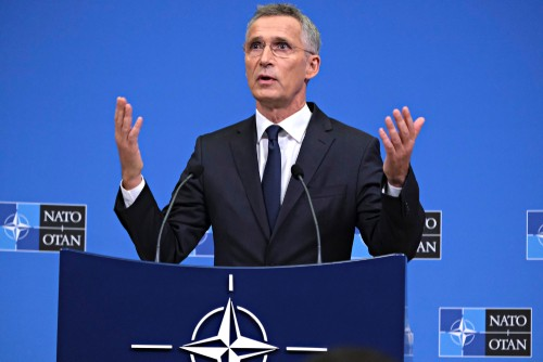 Stoltenberg says NATO states are ready to accept Afghan refugees