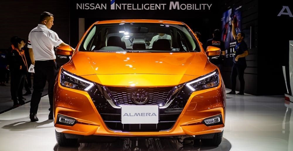 The 2020 Nissan Almera Looks Like A Winner By Nissan Stories Medium