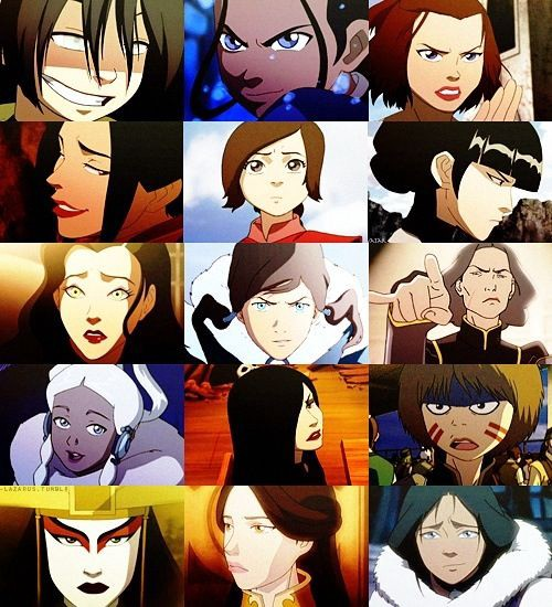 Avatar: The Last Airbender: A Feminist Work of American Animation