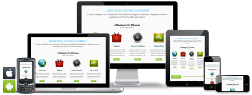 How Responsive Web Design Impacts Best Responsive Wordpress Themes Clapcreative By Clap Creative Affordable Seo Services Los Angeles Medium