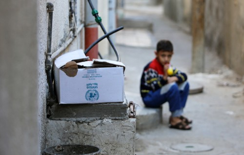 Education is a lifeline for Palestine refugees