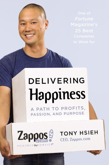 Image result for delivering happiness
