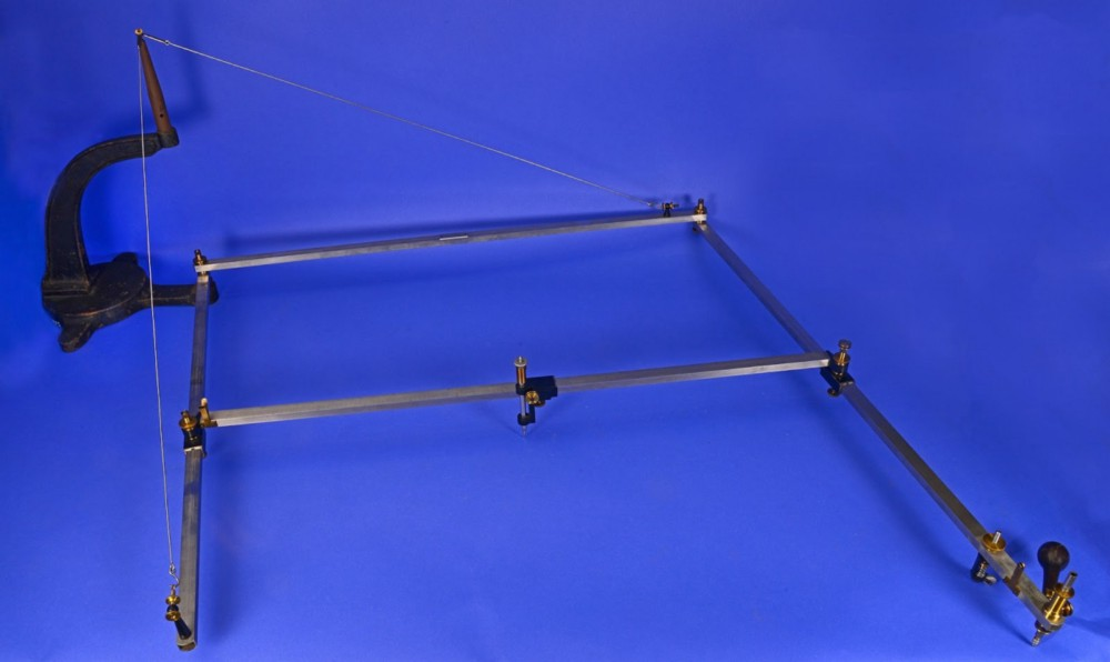Mary E. Spear's suspension pantograph