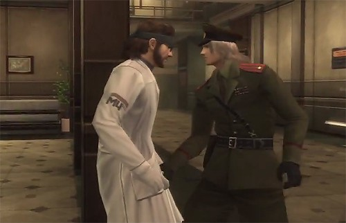 Metal Queer Solid: A Look Back at Queerness in Metal Gear Solid