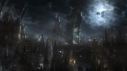 Bloodborne, gothic horror and the sublime  - Ross Tuohy - Medium