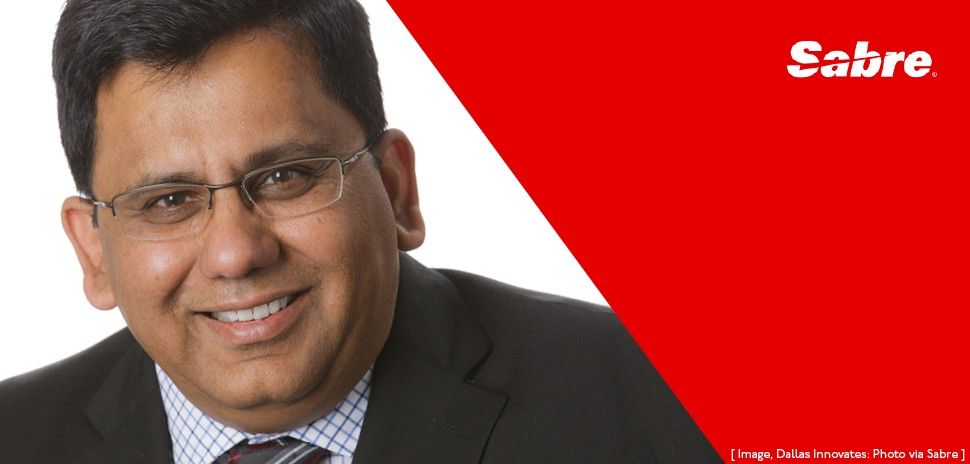 """Vish Saoji, Sabre CTO says, """"The Next Generation Platform is the cornerstone of Sabre's long-term technology strategy… Red Hat has delivered the enterprise-hardened software environment we need to help drive our technology transformation, and this collaboration allows us to build upon that architecture and execute our plan."""""""