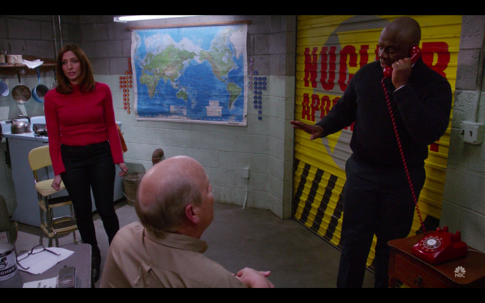 Escape Rooms in Media: Brooklyn Nine-Nine - Laura E  Hall - Medium