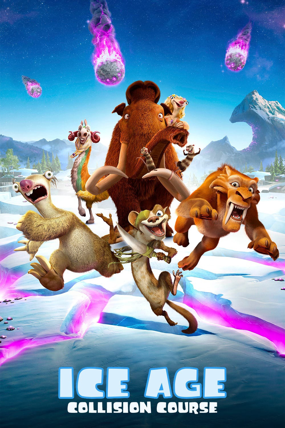 ice age collision course streaming free