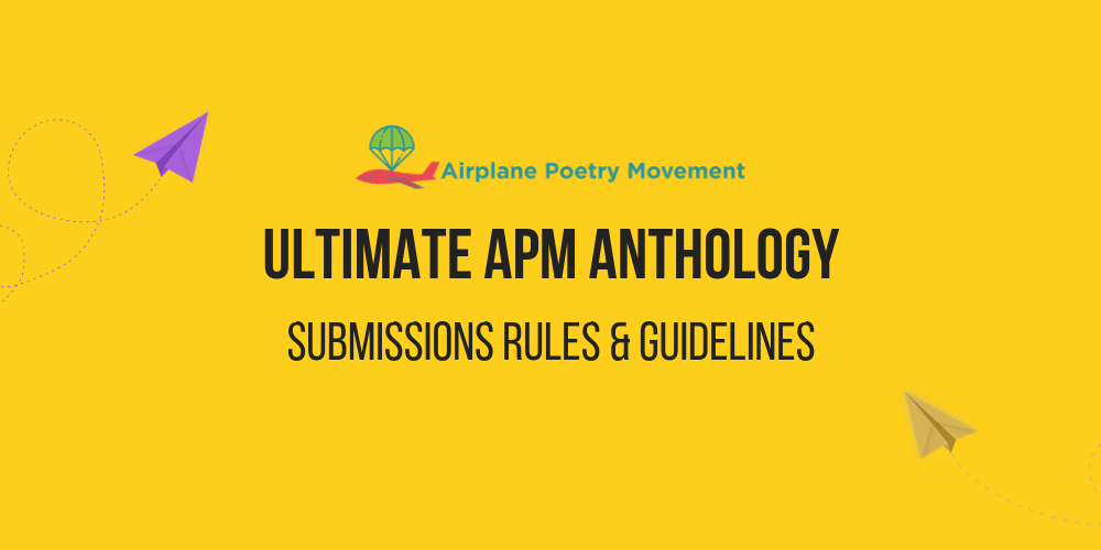 The Ultimate APM Anthology: Submit Your Poems For Our Debut