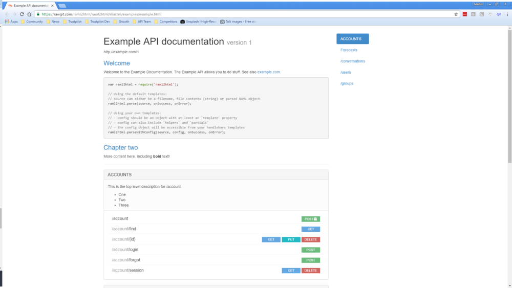 An evaluation of auto-generated REST API Documentation UIs