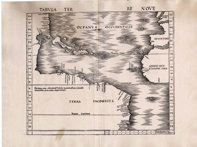 400 Years of Cartography — The Holcomb Digital Map Collection on