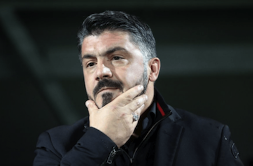 Gattuso and being a Manager : Sometimes maybe good