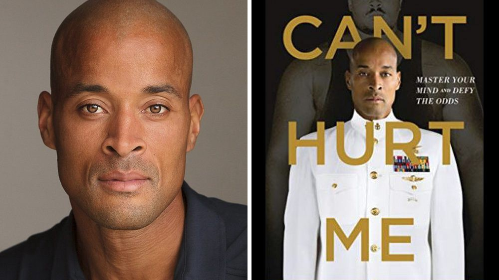 Book Review  Can U2019t Hurt Me By David Goggins   Challenges