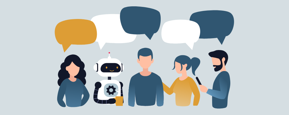What makes a chatbot human-like and how can you build one?   by Mia Schulz    Chatbots Journal
