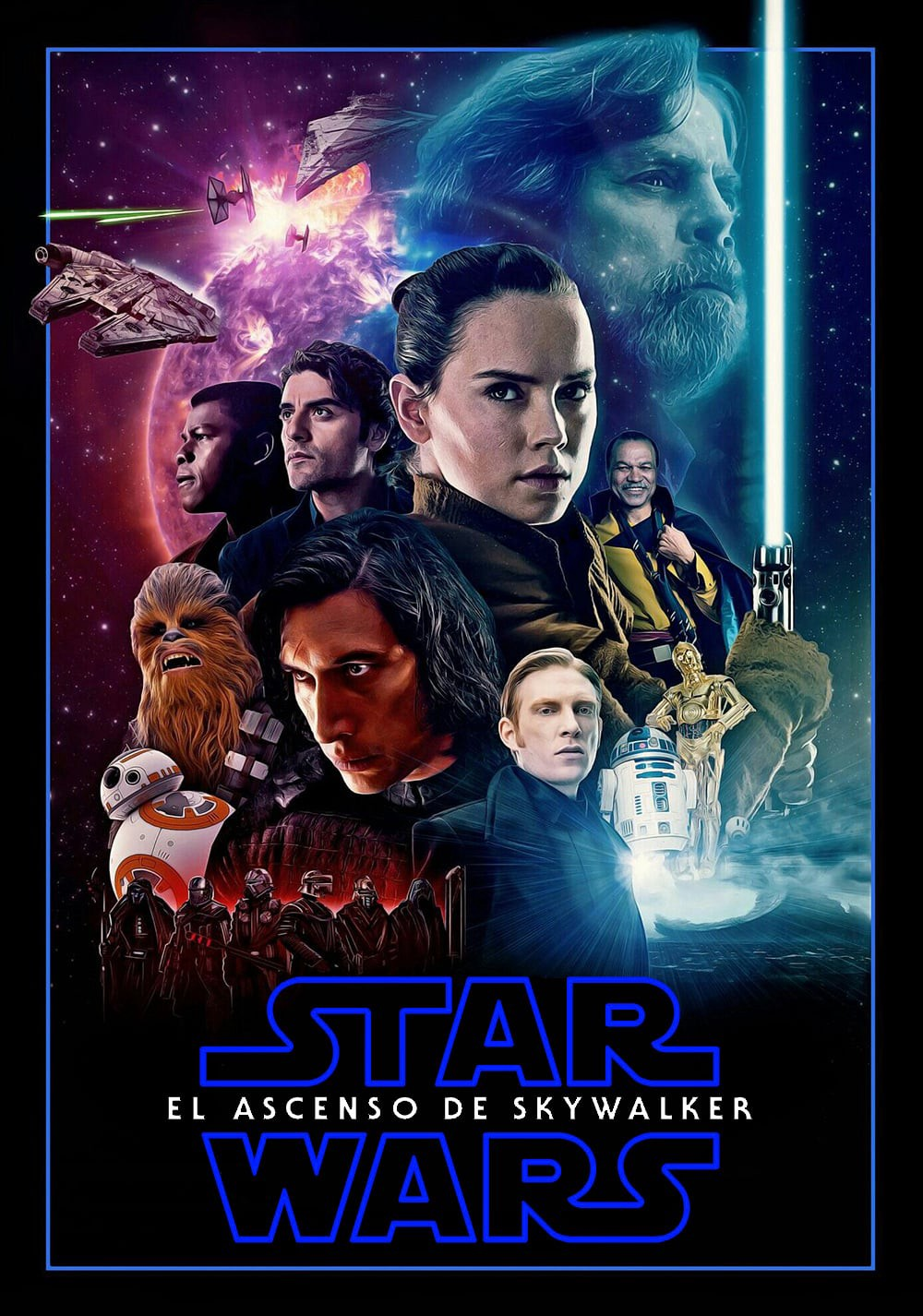 Repelis Ver Star Wars El Ascenso De Skywalker 2019 P E L I C U L A Completa Online Latino By Marsyaagela Medium