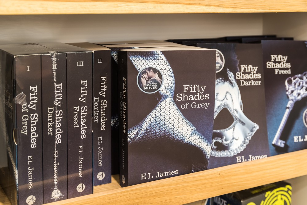 What Indie Authors Can Learn From E L  James' Self