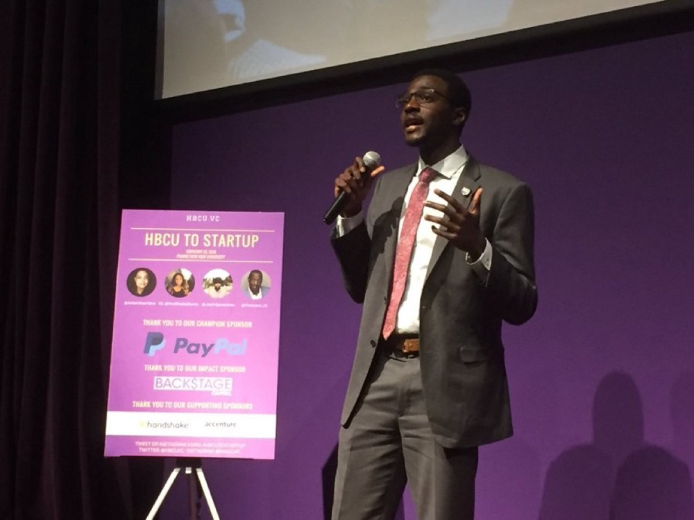 HBCU to Startup Tech Conference & Startup Competition Recap