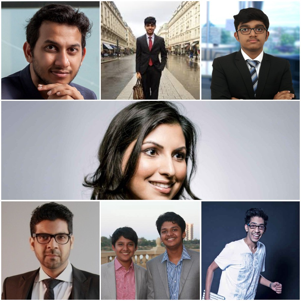 Meet Top 10 Young Entrepreneurs In India Under 30 Of 2018