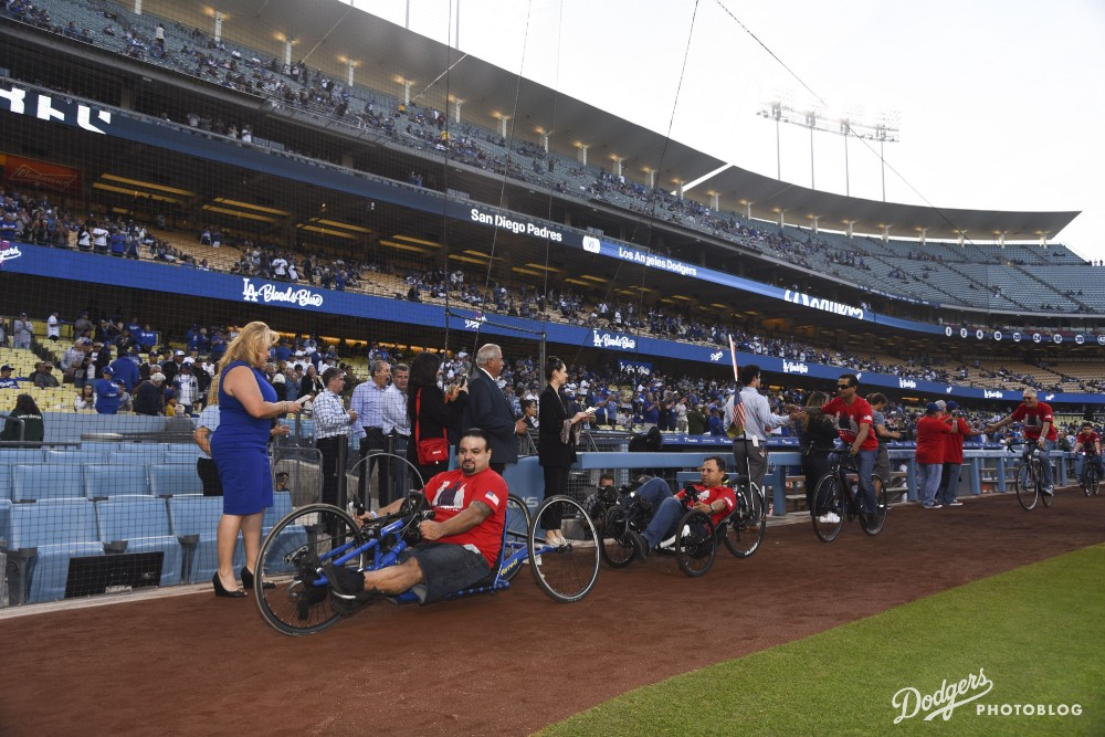 Photoblog: 5/14 vs  Padres - Dodger Insider