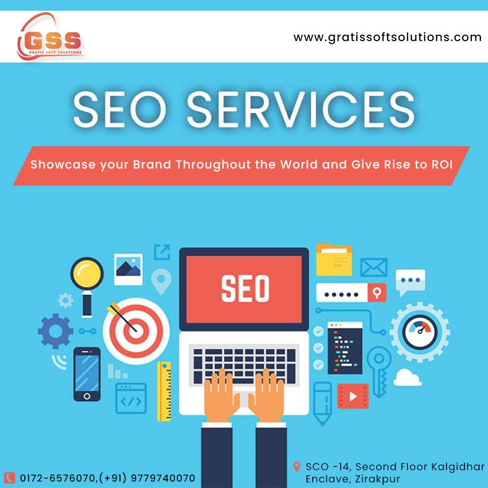 Best Seo Company In Chandigarh Search Engine Optimization Is The Best By Gratis Soft Solutions Medium