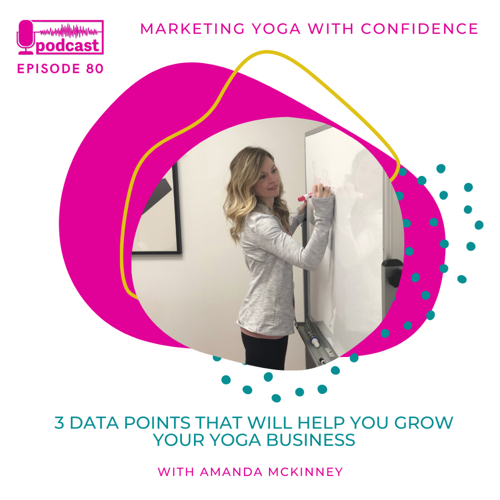 3 data points that will help you grow your yoga business