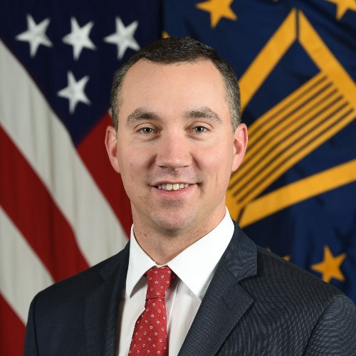 Ben Schramm, US DoD — Washington, D.C.