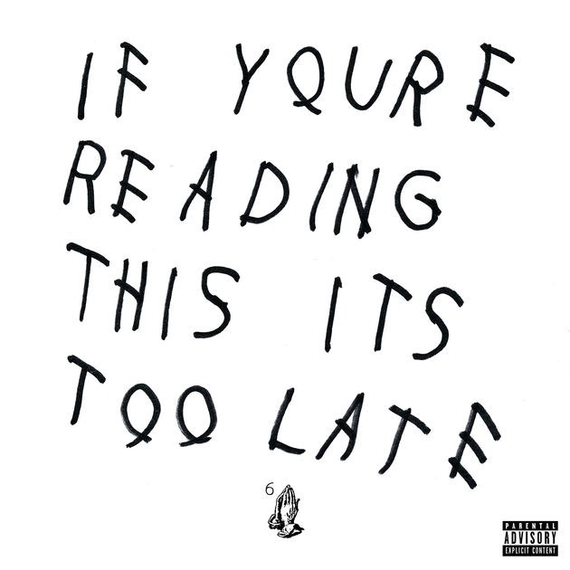 Four Reasons Why 'If You're Reading This It's Too Late' Is the