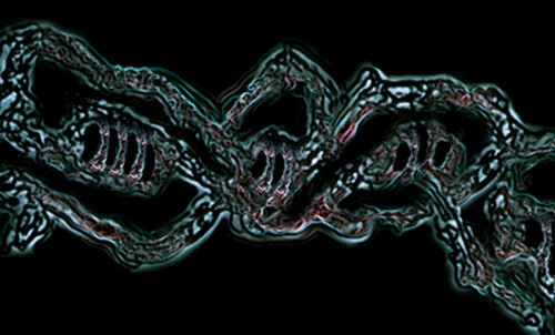 DNA Digital Art
