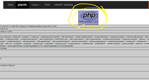 How to install and configure: MAMP, Windows 7, and Drupal 7