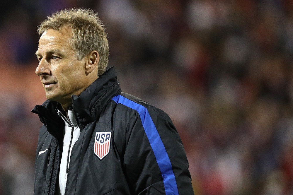 United States men's soccer team falls 4-0 to Costa Rica