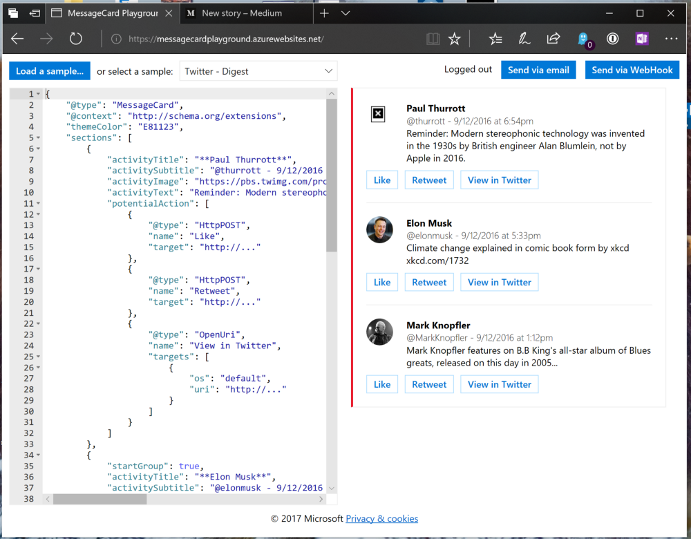 Using Flow to post todays events from SharePoint to Teams