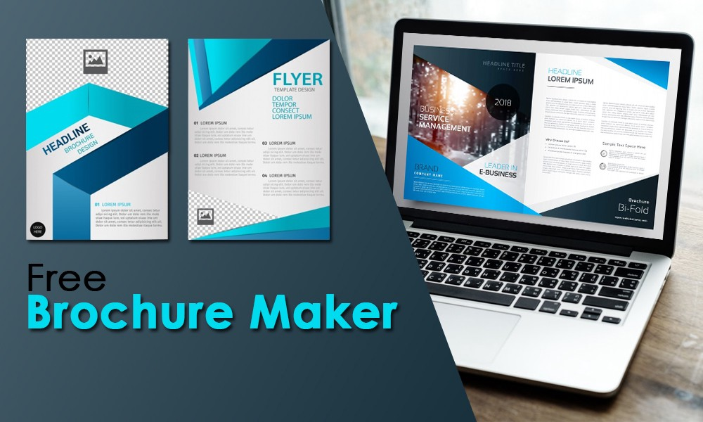 Free Brochure Maker Create Your Online Brochure In 2 Minutes