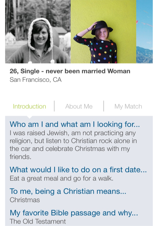 what is christian mingle