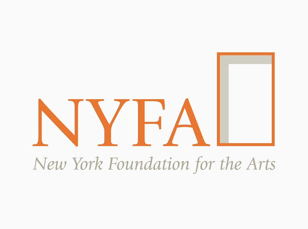 The logo for New York Foundation for the Arts