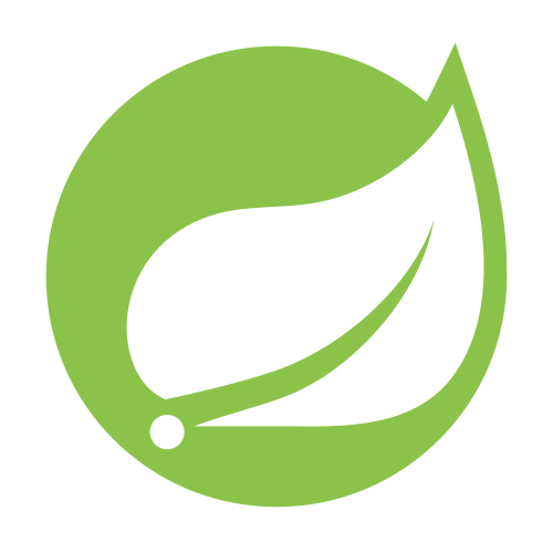 Spring Boot programming language logo
