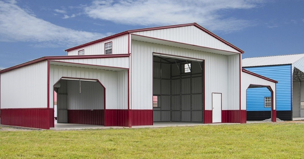 Metal Barn Kits >> 6 Things To Keep In Mind Before Purchasing Metal Building Kits