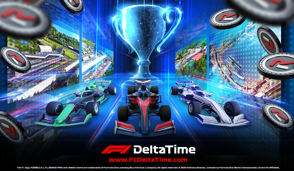 Can you take over the F1® Delta Time Grand Prix™ this week?