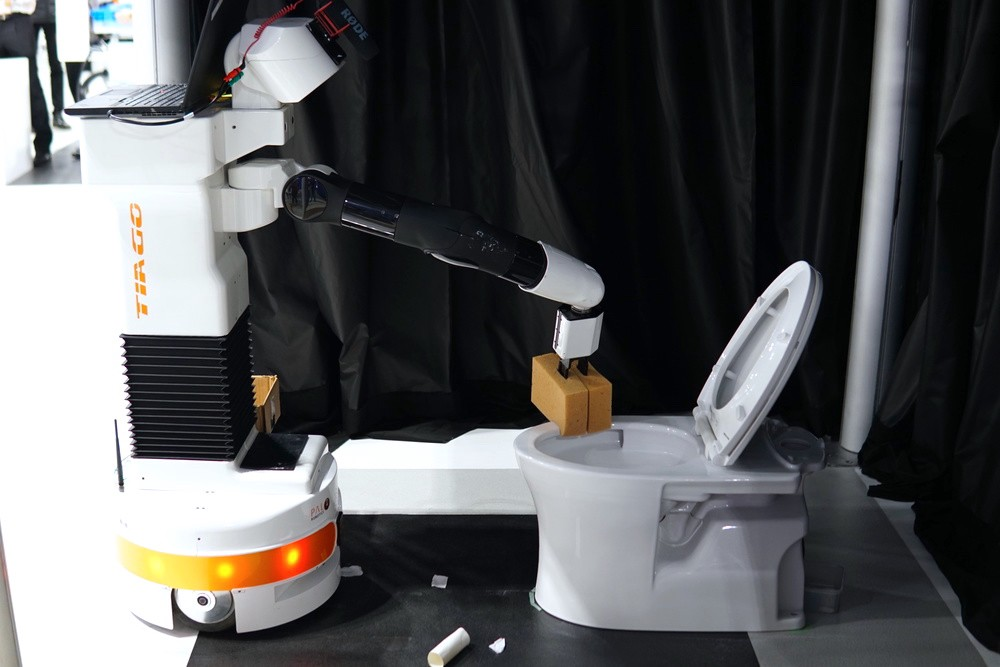 The Viability Of Toilet Cleaning Robots - Becoming Human