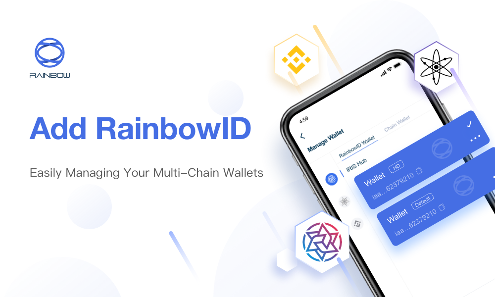 Rainbow App Added RainbowID, Easily Managing Your Multi-Chain Wallets