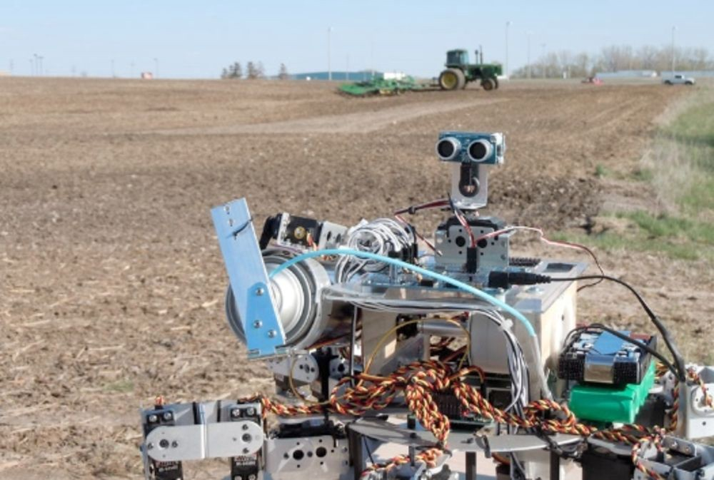 The Rise of Small Farm Robots - Food is the New Internet