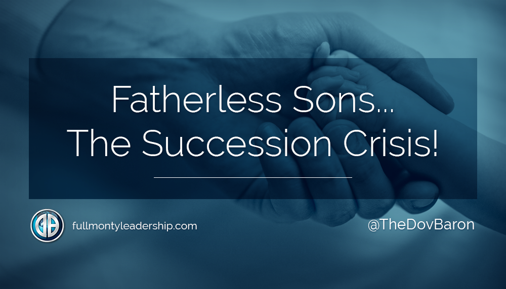 Fatherless Sons… The Succession Crisis! - Thrive Global - Medium