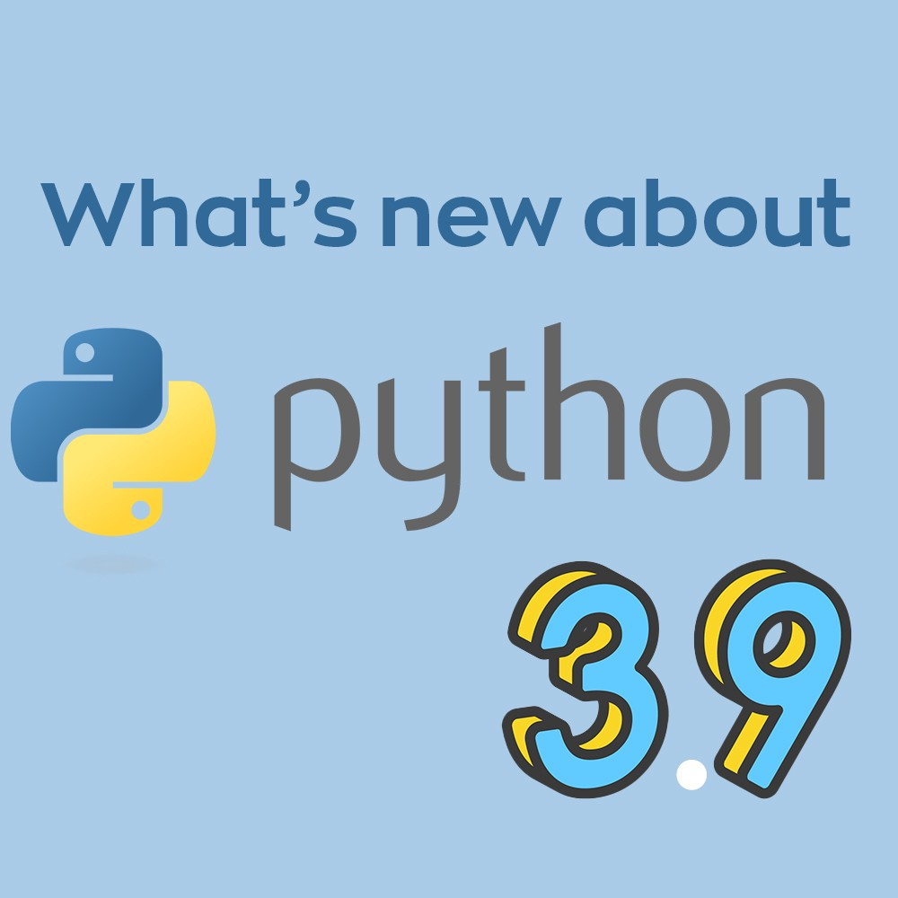 What's new in Python 3.9