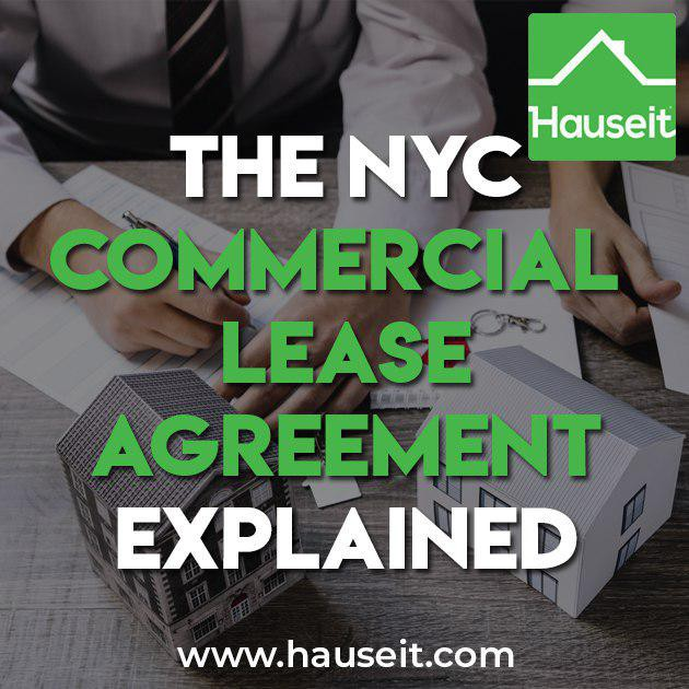Guide to The NYC Commercial Lease Agreement - Hauseit - Medium