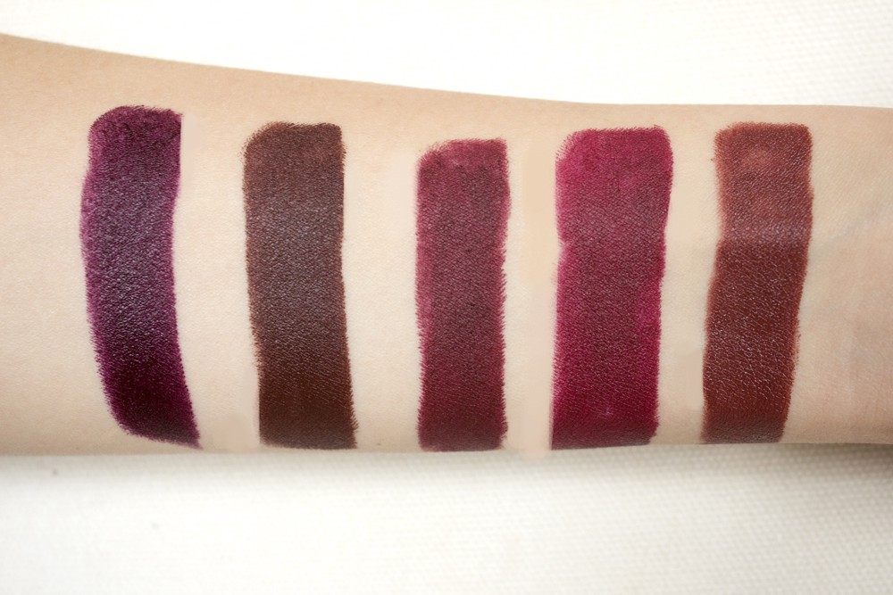 Top 5 Dark MAC Lipstic...