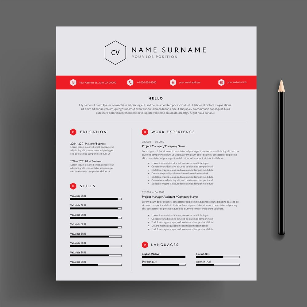Writing A Resume Summary With Examples By Cv Simply Medium